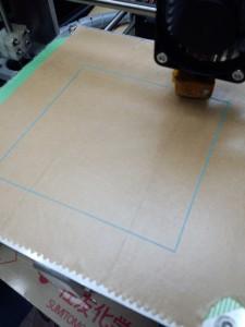 筑波山 3Dプリンター(1)