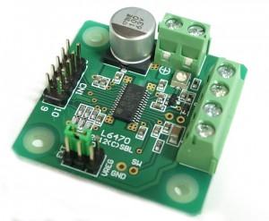 L6470 ステッピングモータ・ドライバキット